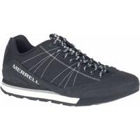 Sapatos Homem Sapatilhas Merrell Catalyst Storm Preto