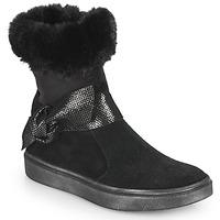 Sapatos Rapariga Botas GBB EVELINA Preto