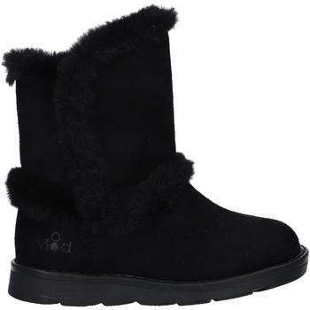 Sapatos Rapariga Botas de neve Mod'8 831862-10 ALDOUX Negro