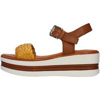 Sapatos Mulher Sandálias Pregunta PQ6605000 Amarelo