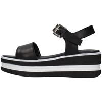Sapatos Mulher Sandálias Pregunta PQ6603661 Preto