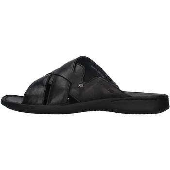 Sapatos Homem Chinelos Enval 7222000 Preto