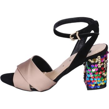 Sapatos Mulher Sandálias Luni BH94 Preto