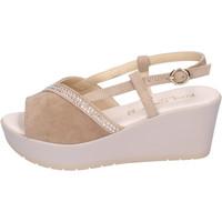 Sapatos Mulher Sandálias Elisa Conte BH108 Bege