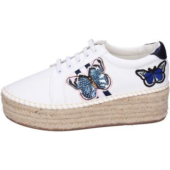 Sapatos Mulher Alpargatas Greenhouse Polo Club BH109 Branco