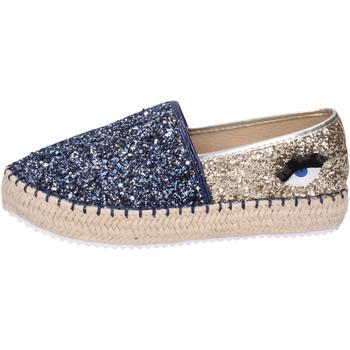 Sapatos Mulher Alpargatas Greenhouse Polo Club BH112 Azul