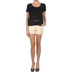 Textil Mulher Shorts / Bermudas Stella Forest YSH003 Cru