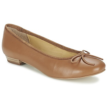 Sapatos Mulher Sabrinas Balsamik ALVES largeur normale Camel
