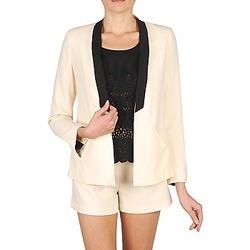 Textil Mulher Casacos/Blazers Stella Forest YVE005 Cru