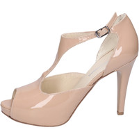 Sapatos Mulher Sandálias Manifattura National BH121 Bege