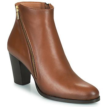 Sapatos Mulher Botins Fericelli POMIO Castanho