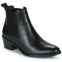 Sapatos Mulher Botas baixas Fericelli PAMINA Preto