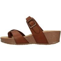 Sapatos Mulher Sandálias Bionatura 28A729 Castanho
