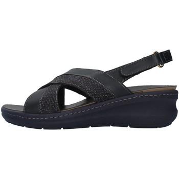 Sapatos Mulher Sandálias Melluso K95204 Azul