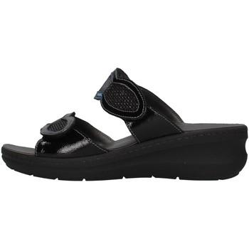 Sapatos Mulher Chinelos Melluso K95203 Preto