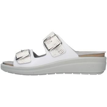 Sapatos Mulher Chinelos Melluso Q60215 Branco