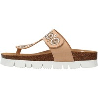 Sapatos Mulher Chinelos Melluso 018059A Bege