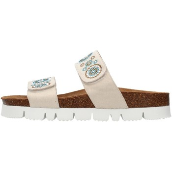 Sapatos Mulher Chinelos Melluso 018058A Bege