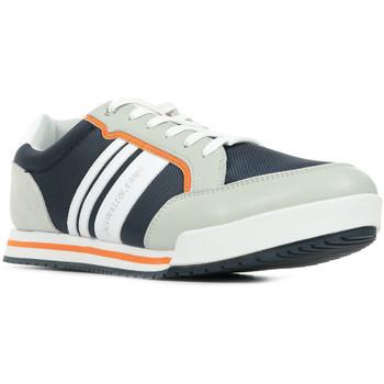 Sapatos Homem Sapatilhas Calvin Klein Jeans Low Profile Sneaker Cinza
