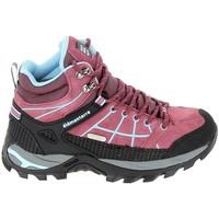 Sapatos Mulher Sapatos de caminhada Elementerre Sonora Framboise Ciel Rosa