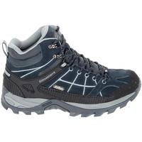 Sapatos Homem Sapatos de caminhada Elementerre Sonora Marine Gris Azul