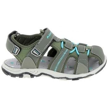 Sapatos Criança Sandálias desportivas Elementerre Esquel C Kaki Verde