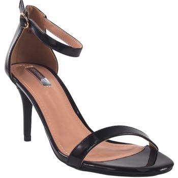 Sapatos Mulher Sandálias Bienve Senhora da cerimônia  1jb-19367 preto Preto