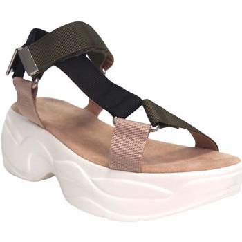 Sapatos Mulher Sandálias Bienve senhora  1s-1202 vários Verde