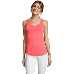 Textil Mulher Tops sem mangas Sols Camiseta mujer tirantes Otros