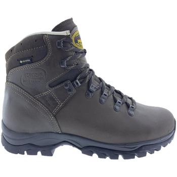Sapatos Homem Sapatos de caminhada Meindl Botas  Wales 2 MFS Gore-Tex 2924-46 Castanho