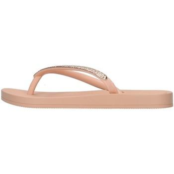 Sapatos Rapariga Chinelos Ipanema 82875 Ouro