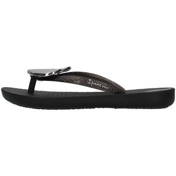 Sapatos Rapariga Chinelos Ipanema 82598 Preto