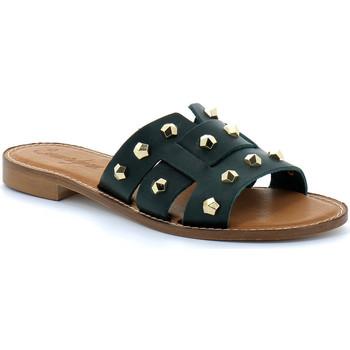 Sapatos Mulher Chinelos Semerdjian  Vert
