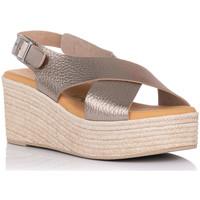 Sapatos Mulher Sandálias Zapp 4722 Ouro