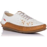Sapatos Mulher Sapatilhas Fluchos F1181 Branco