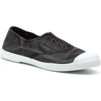Sapatos Homem Sapatilhas de ténis Natural World Sapato 102E Negro Enz Preto