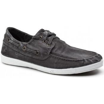 Sapatos Homem Sapato de vela Natural World Sapatos 303E Negro Enz Preto