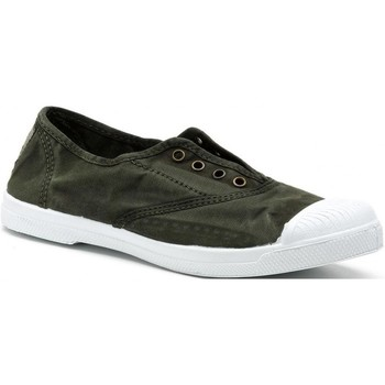 Sapatos Mulher Sapatilhas de ténis Natural World Sapato 102E Khaki Verde