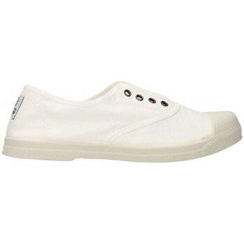 Sapatos Mulher Sapatilhas Natural World Sapato 102E Blanco Branco