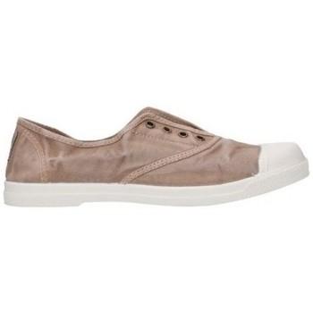 Sapatos Mulher Sapatilhas Natural World Sapatos 102E Beige Bege