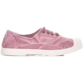 Sapatos Mulher Sapatilhas Natural World Sapato 102E Rosa Rosa