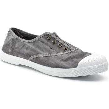 Sapatos Mulher Sapatilhas de ténis Natural World Sapato 102E Gris Cinza