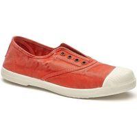 Sapatos Mulher Sapatilhas Natural World Sapatos 102E Rojo Vermelho