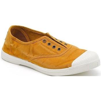 Sapatos Mulher Sapatilhas Natural World Sapato 102E Cuero Amarelo
