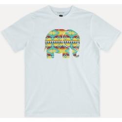 Textil Homem T-Shirt mangas curtas Trendsplant NAVAJO 029940MNAV Branco