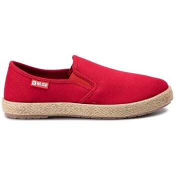 Sapatos Mulher Alpargatas Big Star 274017 Vermelho