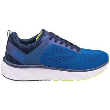 Sapatos Homem Sapatilhas Gola Ultra Speed Road Azul marinho