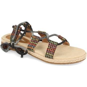 Sapatos Mulher Sandálias Ainy 8161 Negro