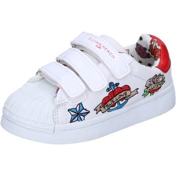 Sapatos Rapariga Sapatilhas Silvian Heach BH156 Branco
