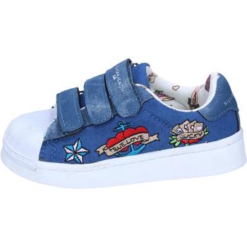 Sapatos Rapariga Sapatilhas Silvian Heach BH157 Azul